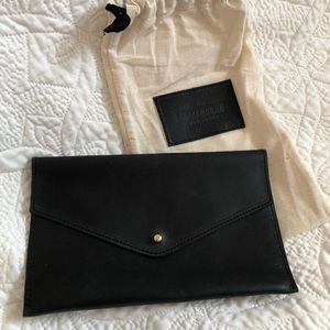 Parker Clay Abeba Leather Envelope
